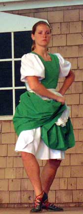 Highland Dancer - College of Piping   Summerside, PE