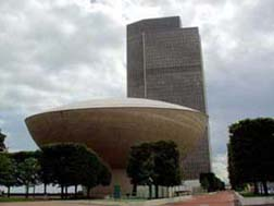 The Egg - Empire State Plaza - Albany, NY    July 2004