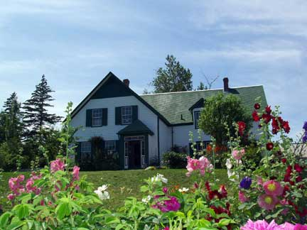 House of Green Gables - Cavendish, PEI, CN