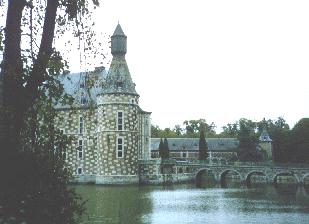Picturesque chateau in Liege